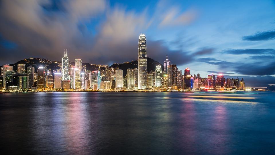 Les 4 merveilles de Hong-kong