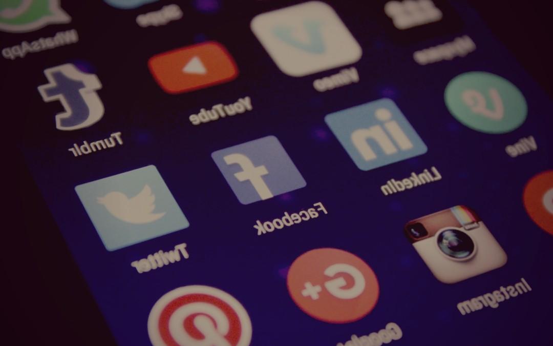 Les interventions des réseaux sociaux sur le voyage
